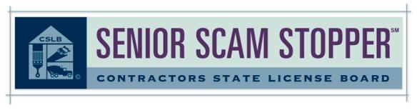 senior scam